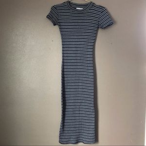 Zara | Blue Midi Dress
